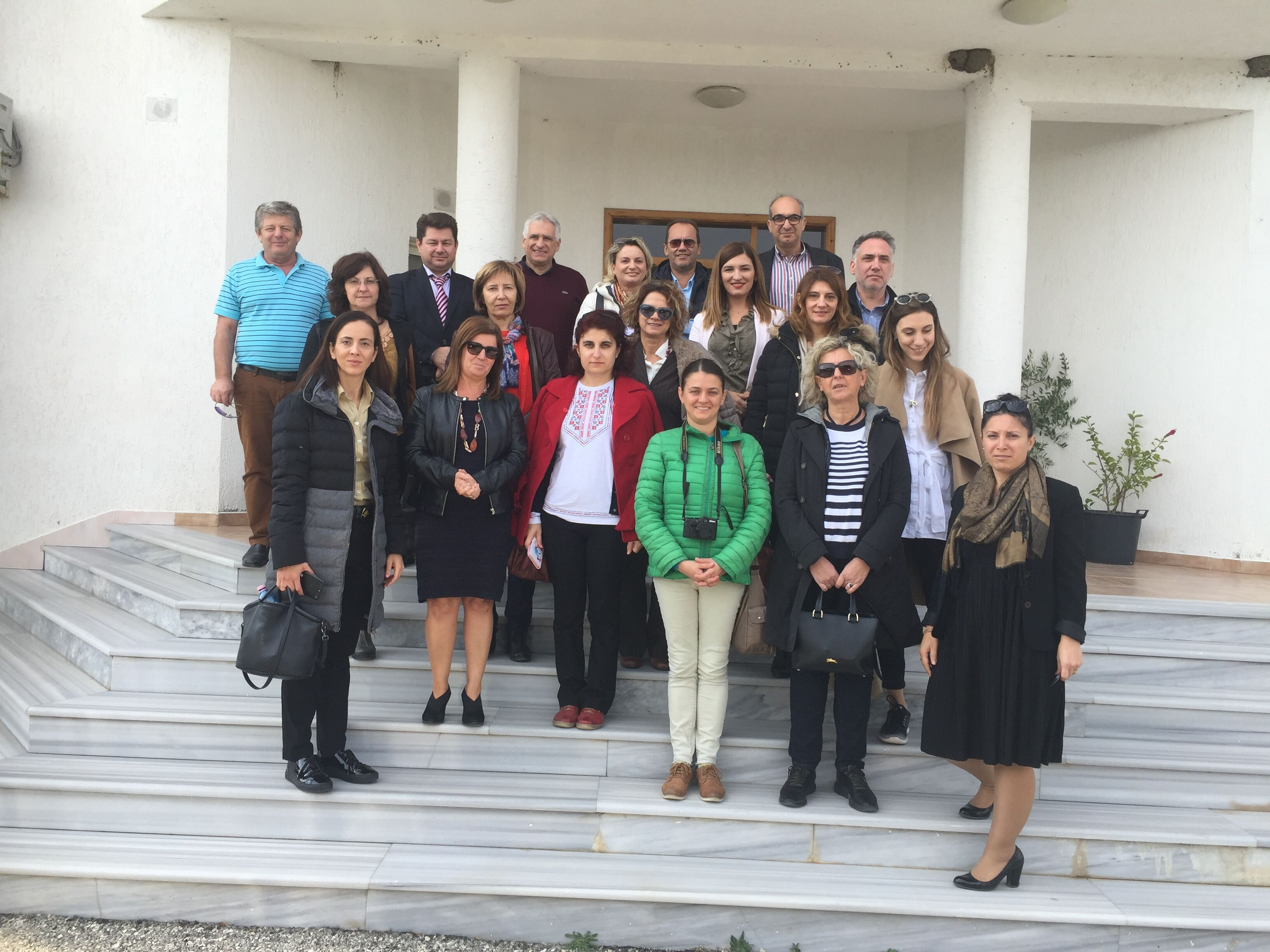 Local Open Day Event In Vlora, Albania